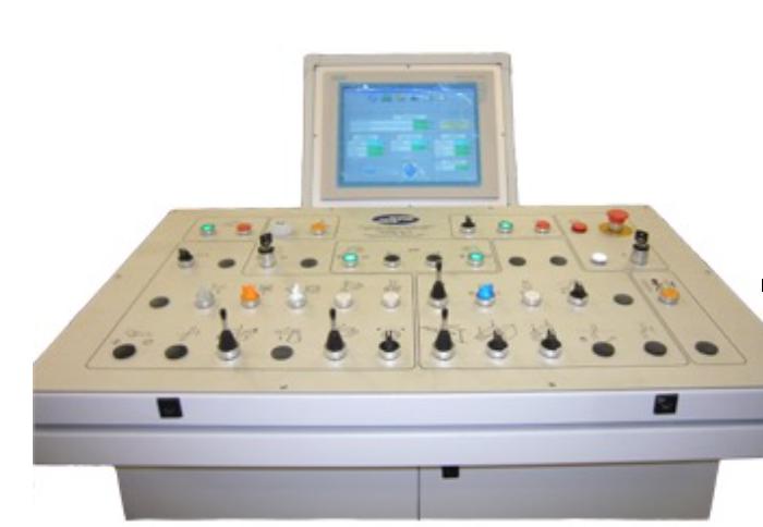 faspar-controle-panel